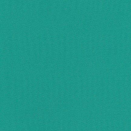 Fabric Cotton/Lycra Blue Grass Jetsetter Twill