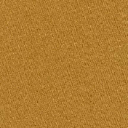 Fabric Cotton/Lycra  Mustard Jetsetter Twill