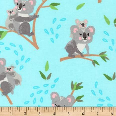 Cuddly Crew Koalas Flannel
