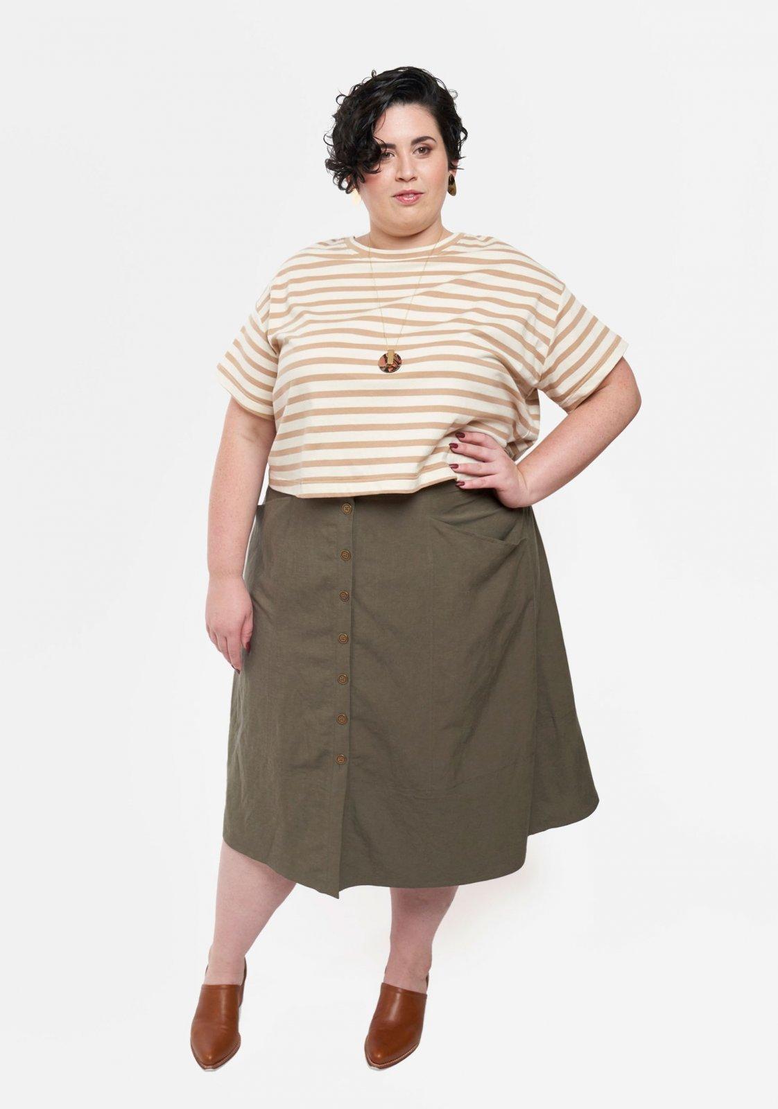 Pattern Reed Skirt 14-30 - Grainline
