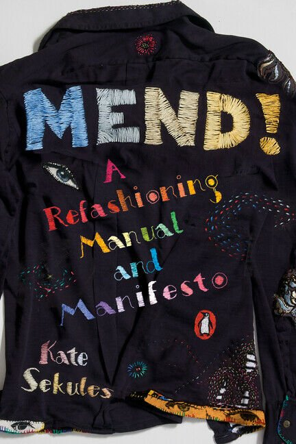 Book Mend! A Refashioning Manual and Manifesto