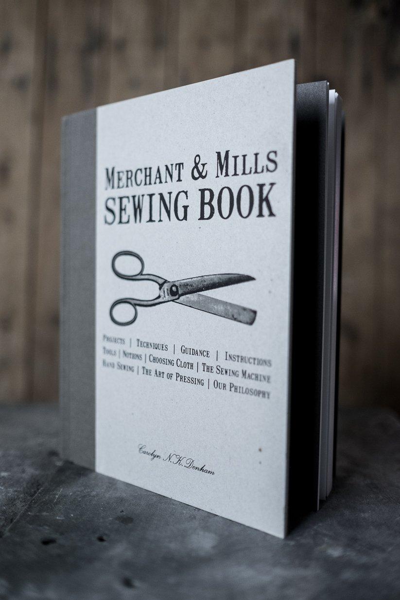 Book Sewing Book - Merchant & Mills