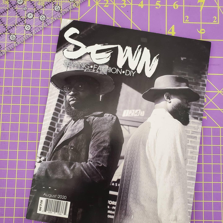 Magazine Sewn August 2020 Meet the Men Makers Vlm.3.4