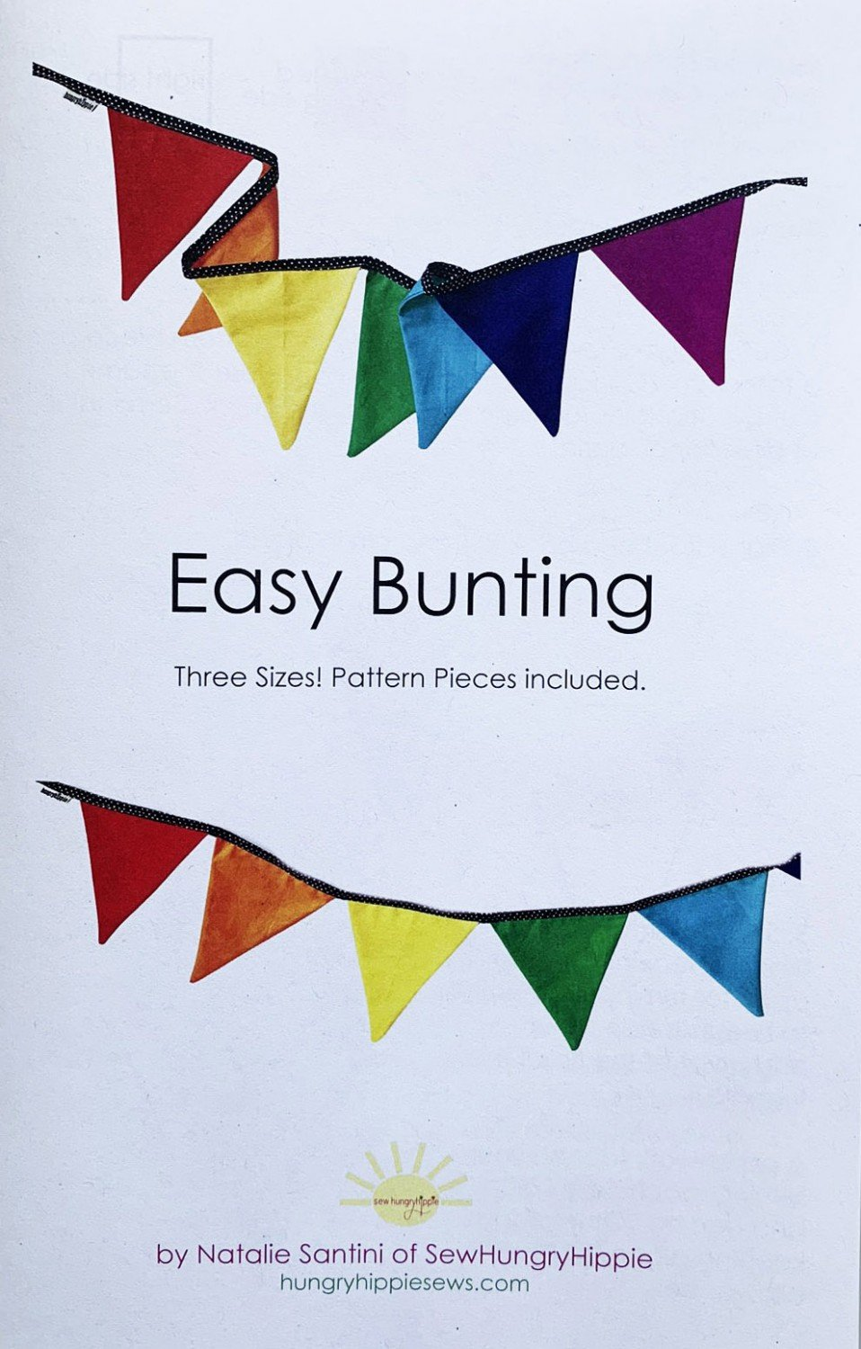 Pattern Easy Bunting