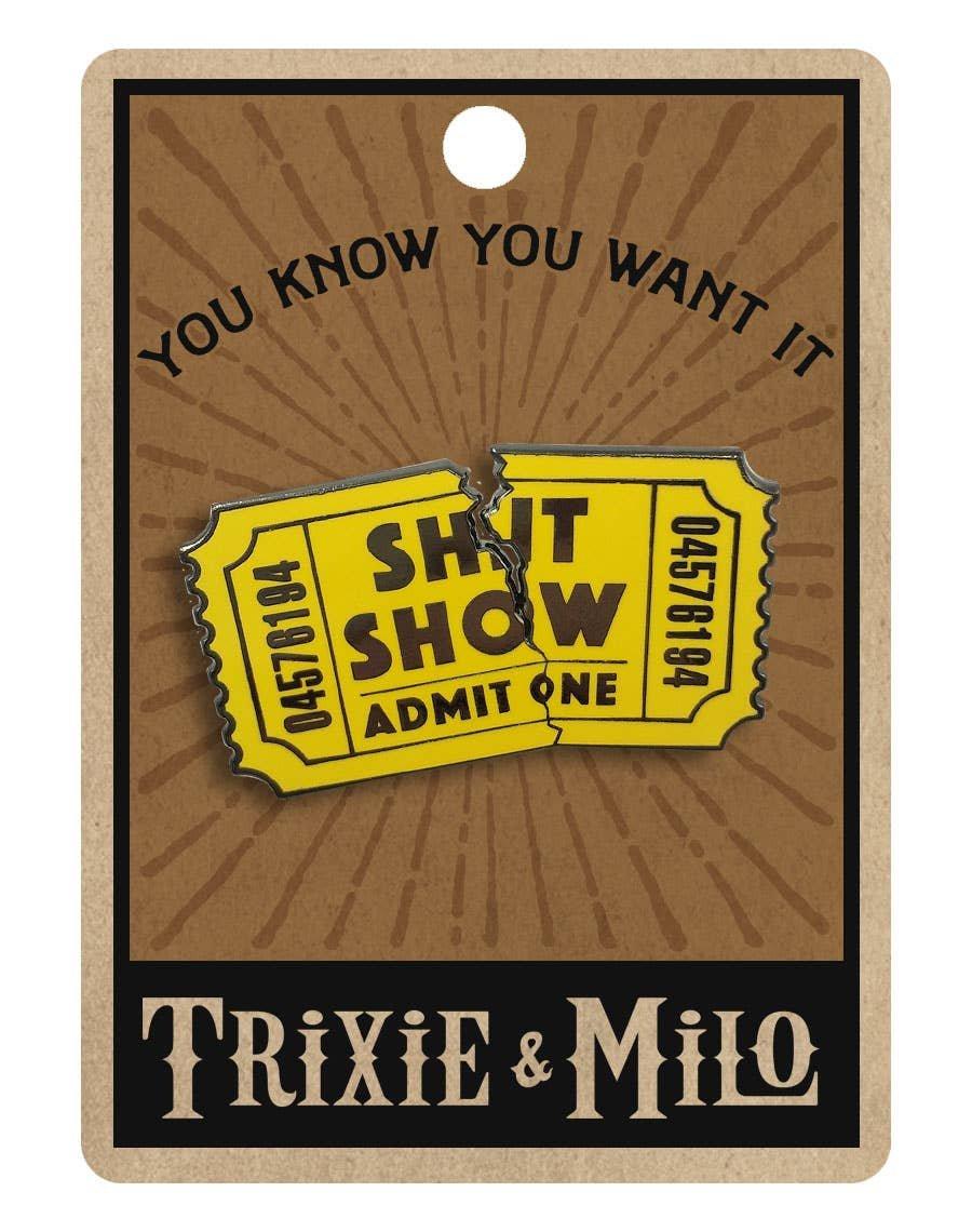 Pin Shit Show