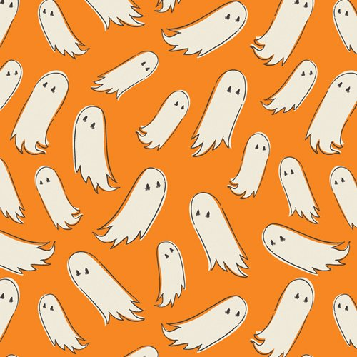Fabric Spooky & Sweet Pick-A-Boo