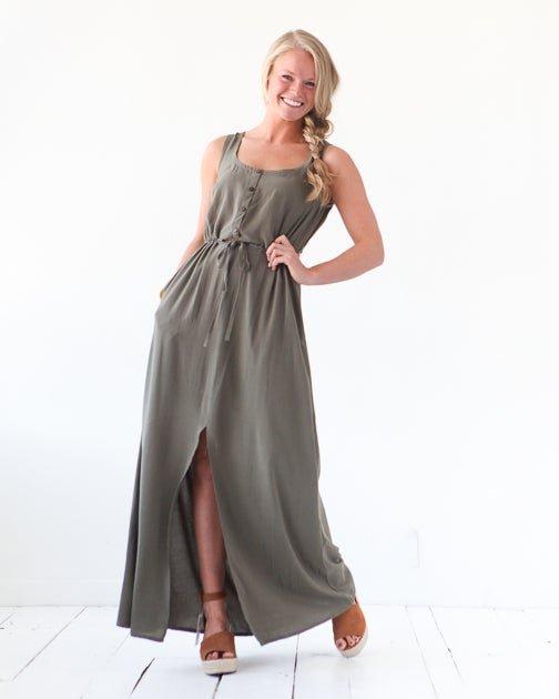 Pattern Southport Dress - True Bias