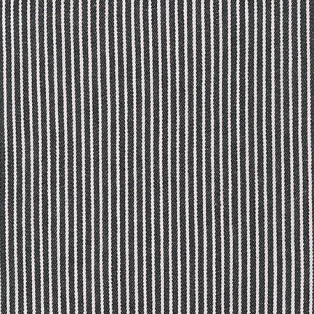 Railroad Stretch Denim - Washed Indigo Pinstripe