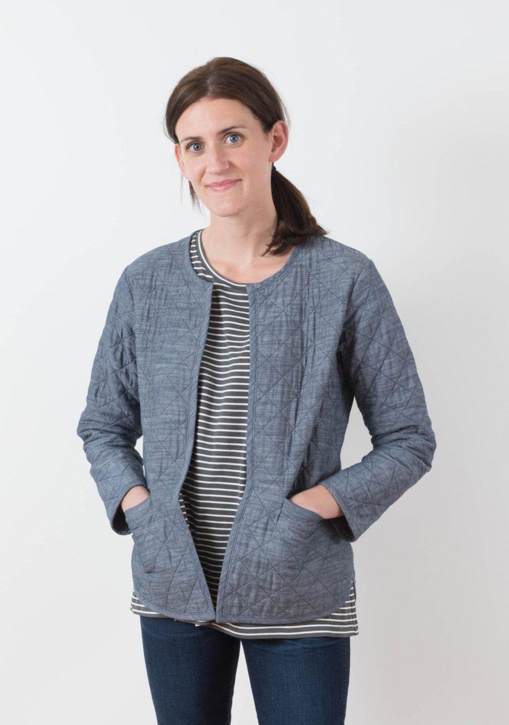 Pattern Tamarack Jacket 0-18 - Grainline