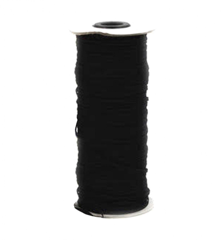 Notions Traditional 1/4 Elastic 200-Yard Spool - Black