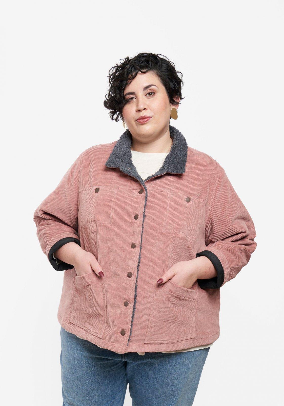 Pattern Thayer Jacket 14-30 - Grainline