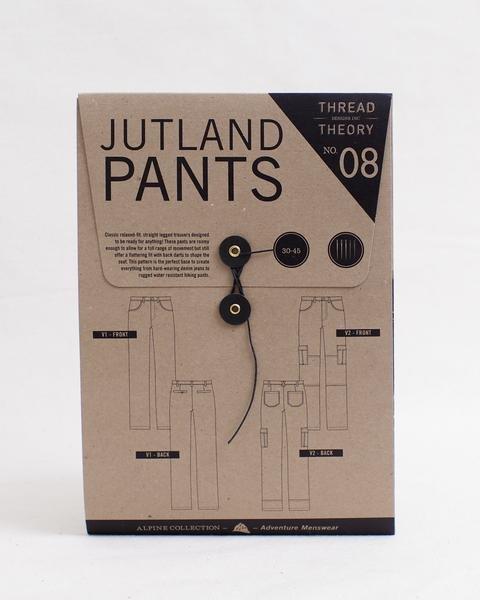 Pattern Jutland Pants - The Thread Theory