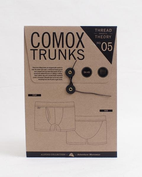 Comox Trunks Pattern - Thread Theory