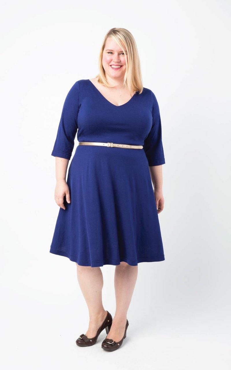 Pattern  Turner Dress- Cashmerette Patterns