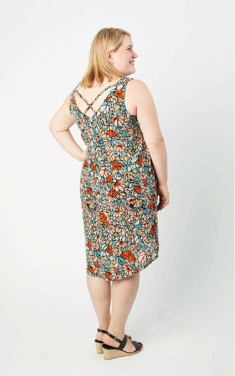 Pattern Webster Top & Dress - Cashmerette Patterns