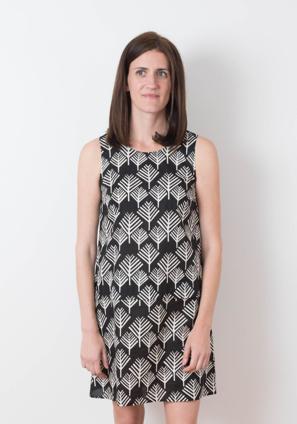 Pattern Willow Tank Dress  Grainline