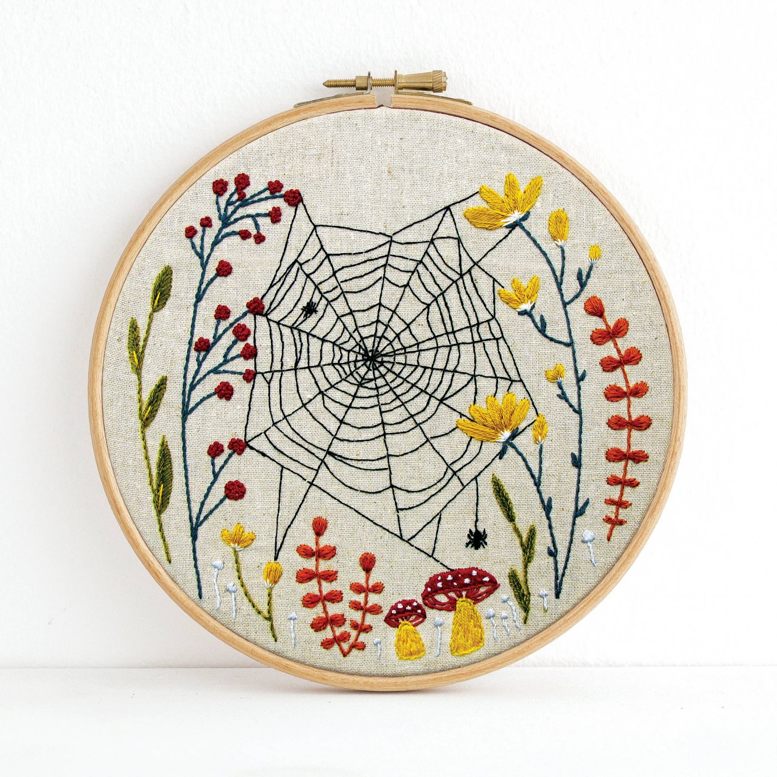 Kit budgiegoods Woven Embroidery