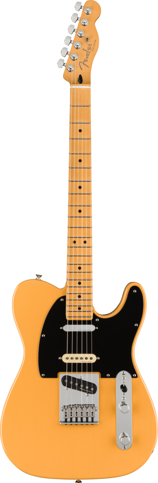 Fender Player Plus Nashville Telecaster , Maple Fingerboard, Butterscotch Blonde