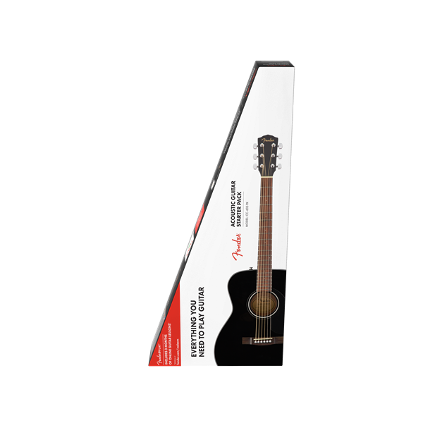 Fender CC-60S Concert Pack V2 Black
