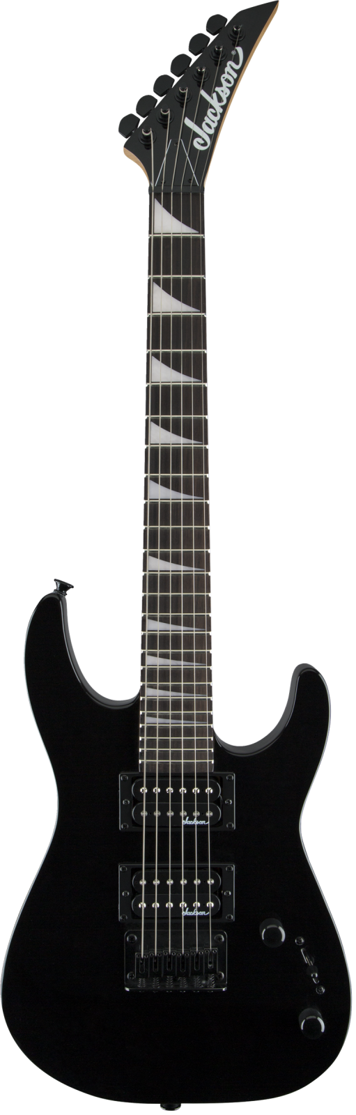 Jackson JS Series Dinky  Minion JS1X  Amaranth Fingerboard  Gloss Black