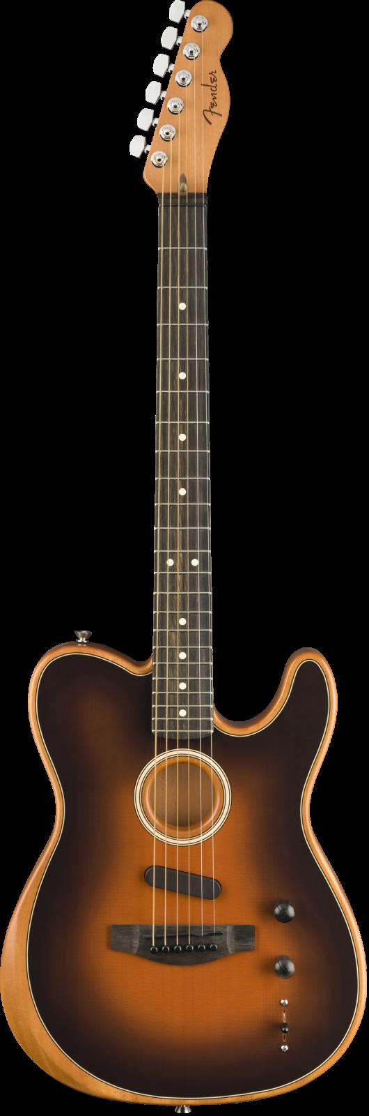 Fender Acoustasonic Telecaster SunBurst