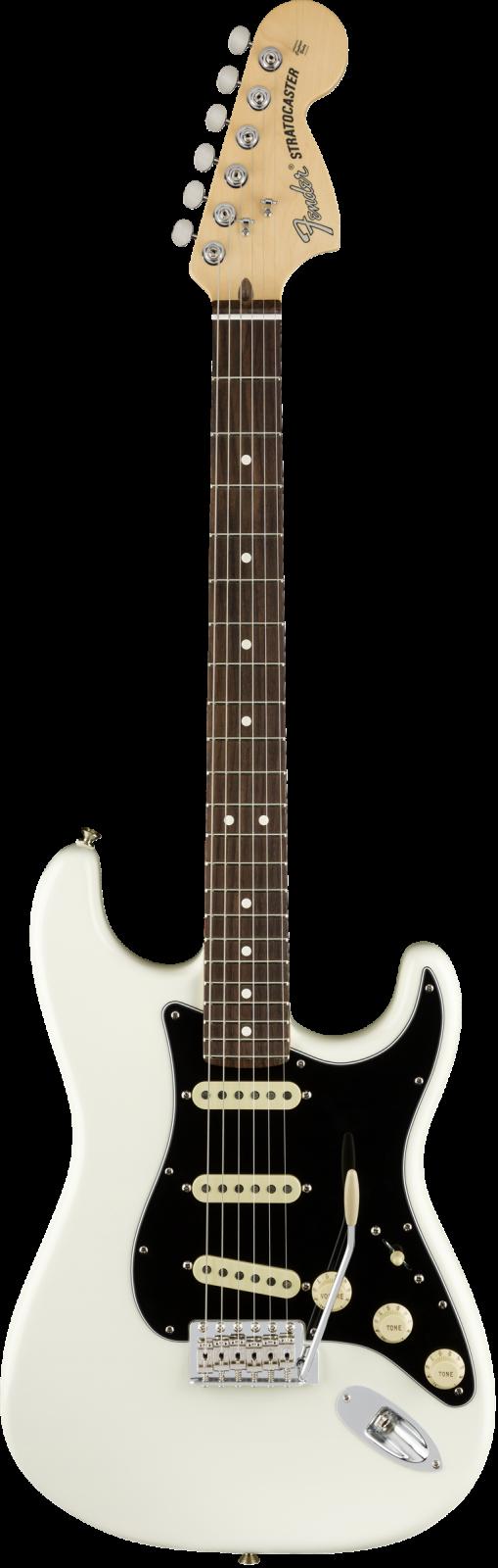 American Performer Styratocaster RW AWT Anitque White