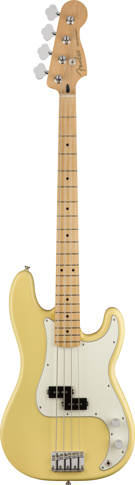 Fender Player P Bass Buttercream MN