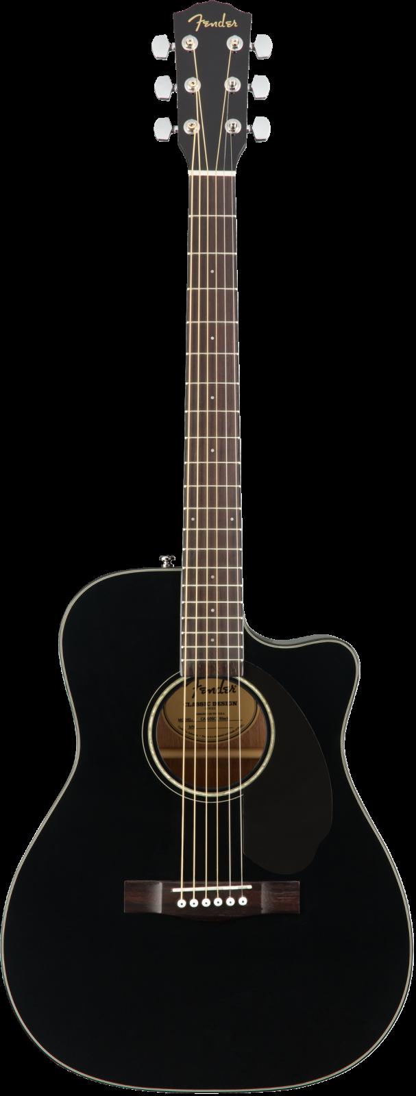Fender CC-60SCE BLK