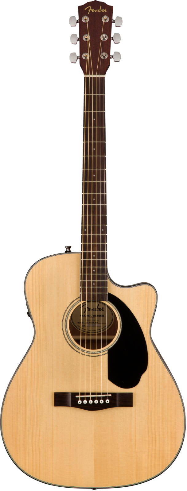 Fender CC-60SCE Natural