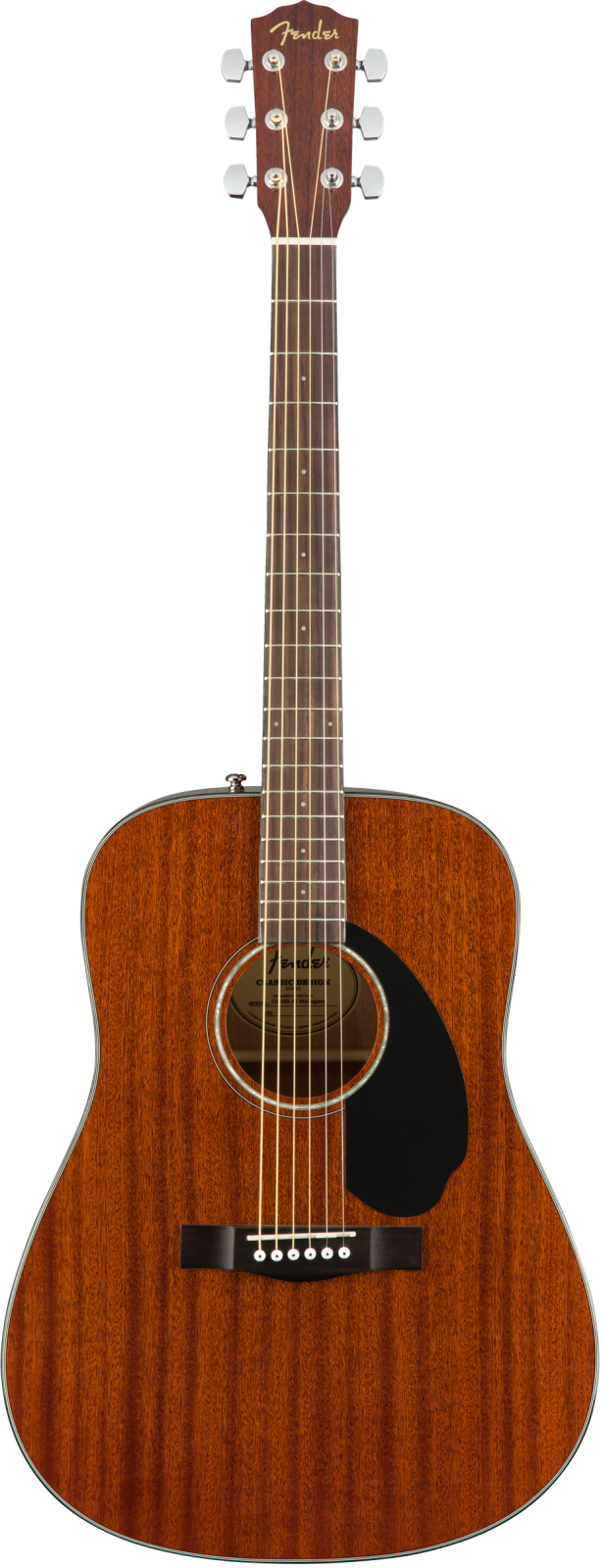 Fender CD-60S All-Mahogony WN