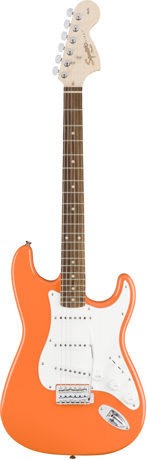 Squier Affinity Strat LRL Competition Orange