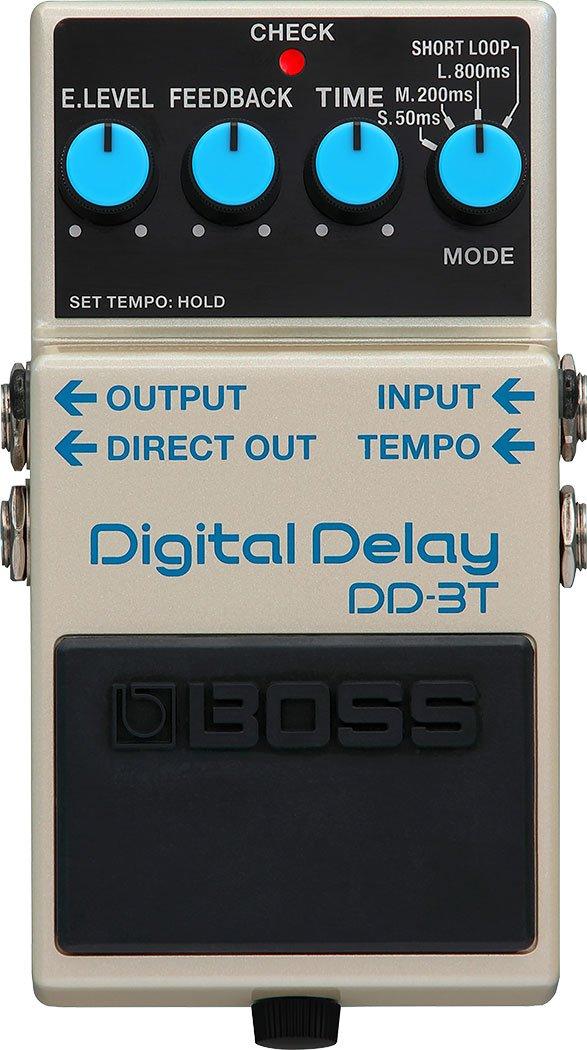 Boss DD-3T Digital Delay Tap Tempo