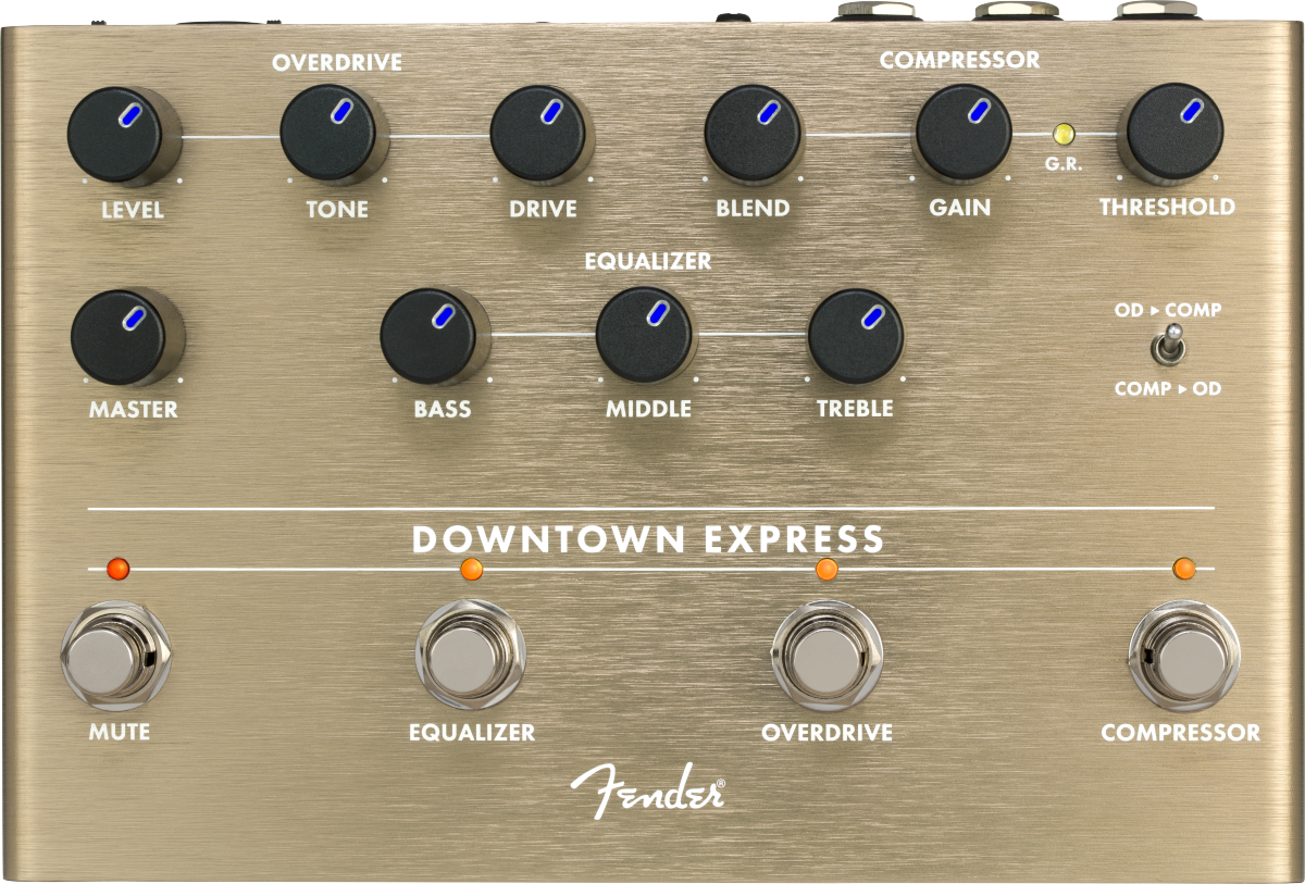 Fender Downtown Express Bass Multi Effect
