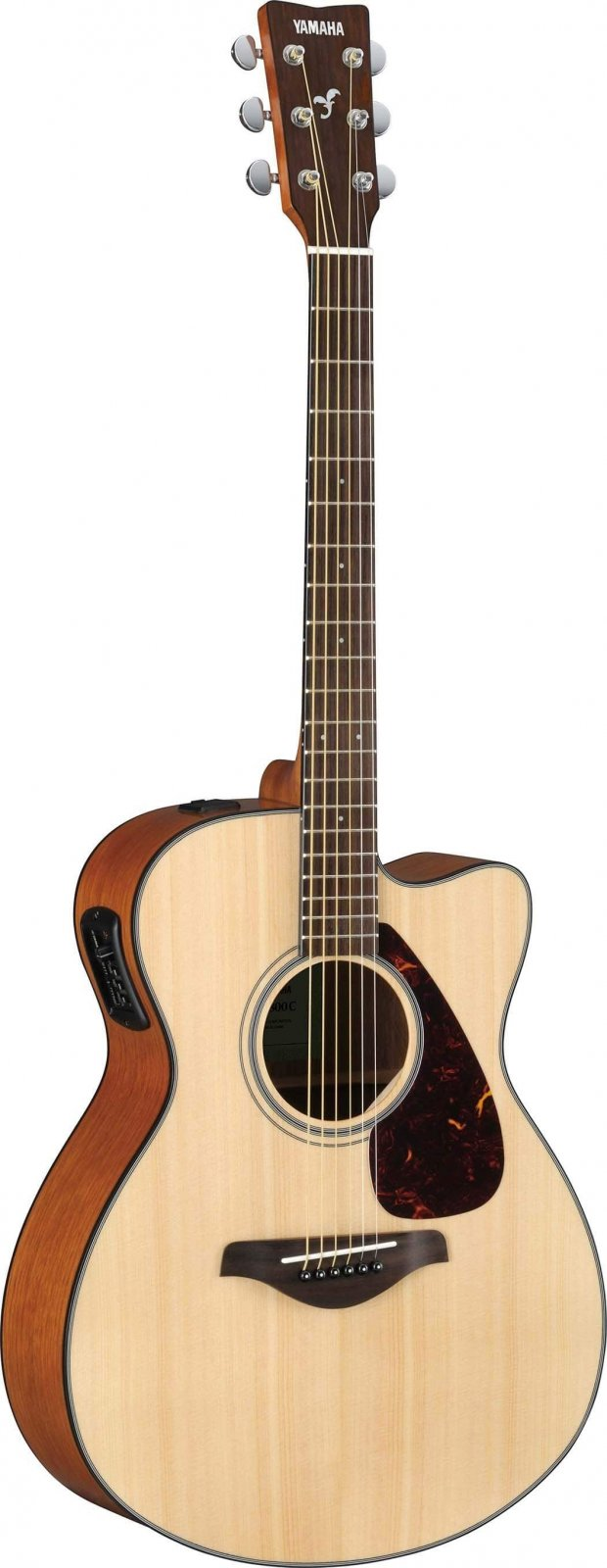 Yamaha FSX800C Small Body Acoustic Electric