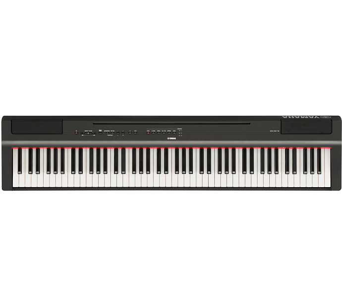 Yamaha P-125 88-Key Weighted Action Keyboard