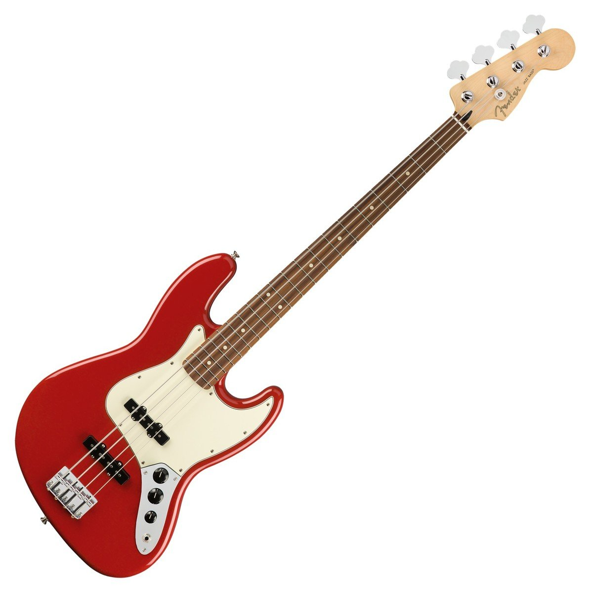 Fender Player Jazz Bass PF Sonic Red