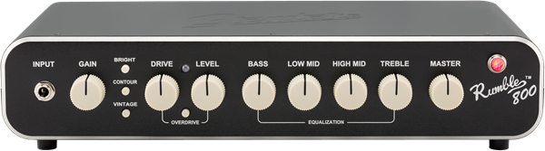 Rumble 800 HD Bass Head