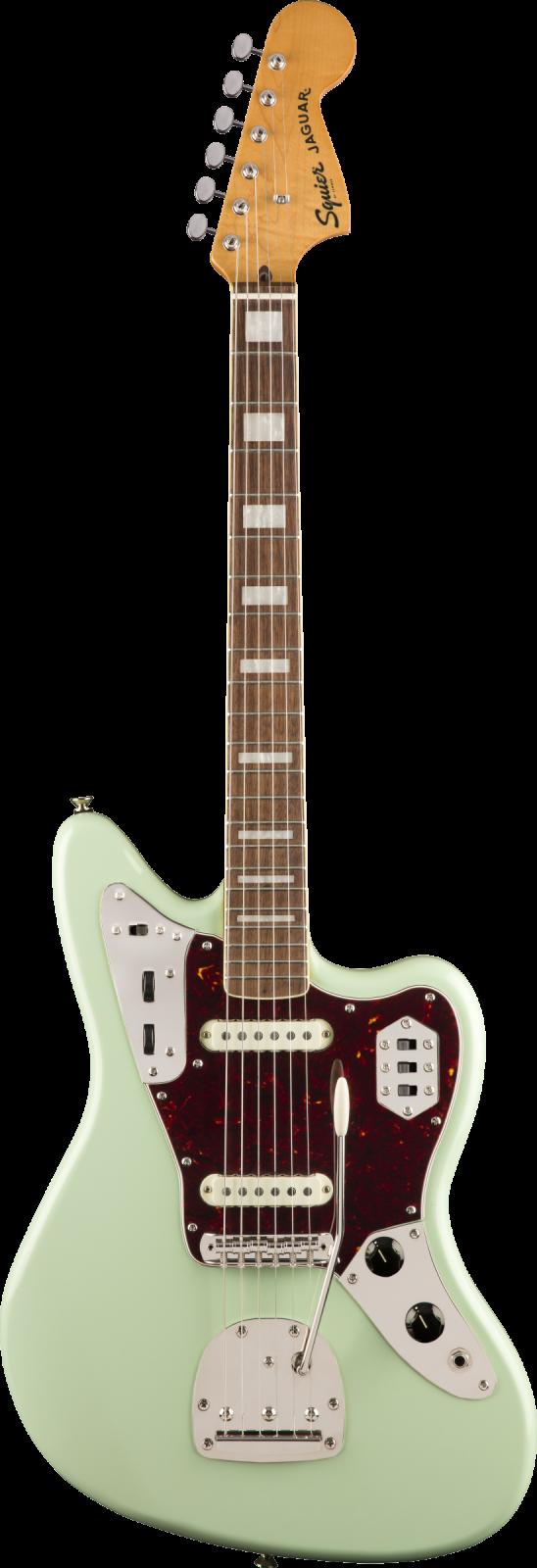Squier Classic Vibe 70s Jaguar SFG