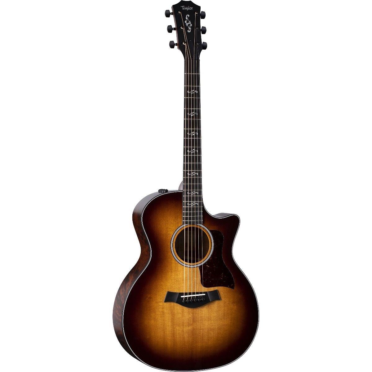 Taylor 314ce LTD Grand Auditorium A/E Guitar Quilted Sapele with Case
