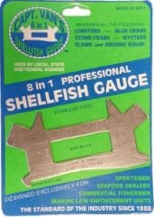 8 in 1 Shellfish Gage