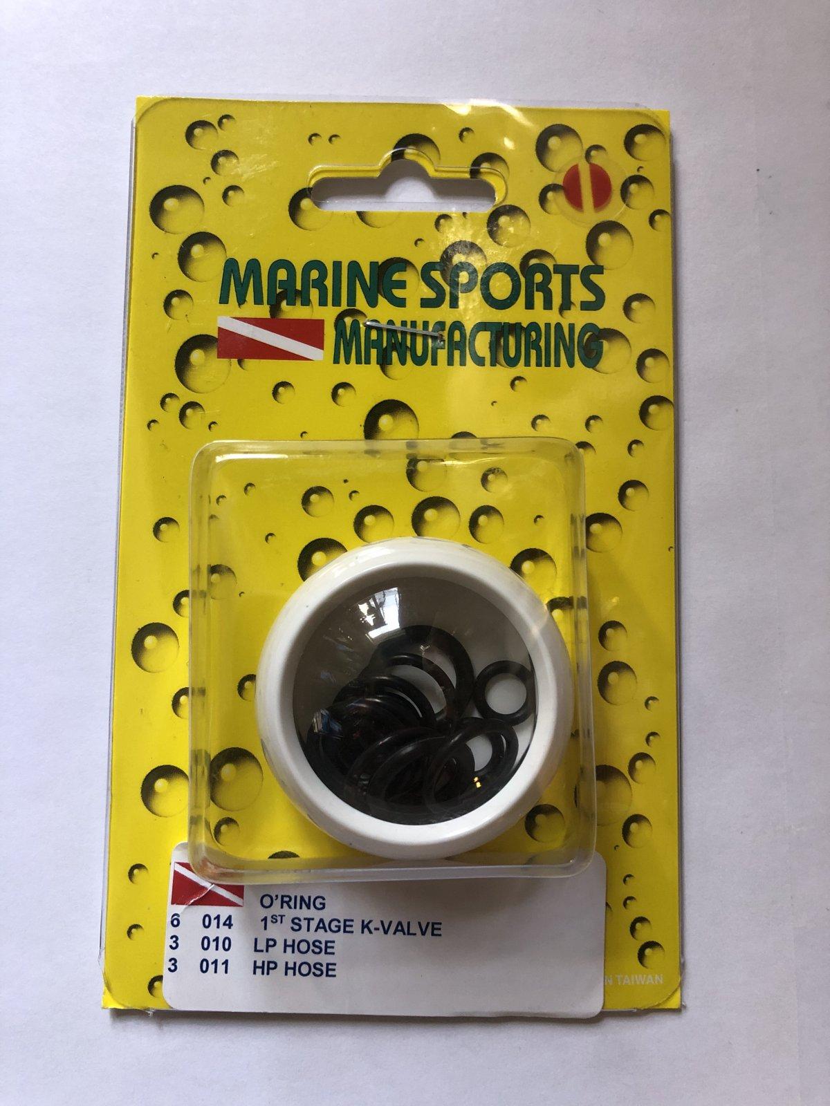 Buna O-ring kit