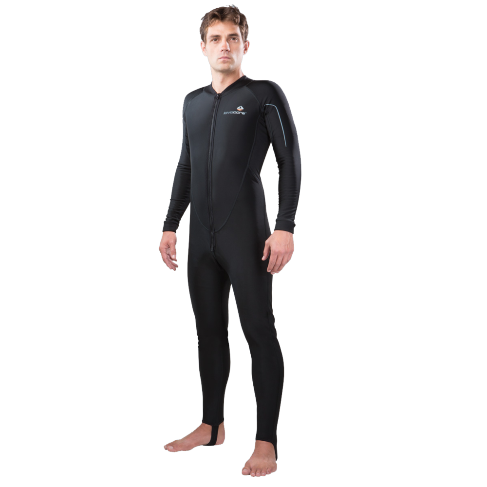 Front Zip Full Suit