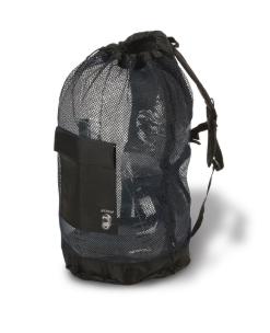 Heavy Nylon Mesh Backpack