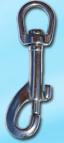 Swivel Stainless Steel Eye Clip