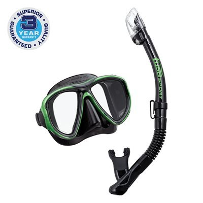 Powerview Mask/Snorkel Combo
