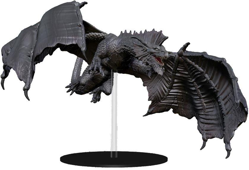 Dungeons & Dragons - Icons of the Realms - Silver Dragon