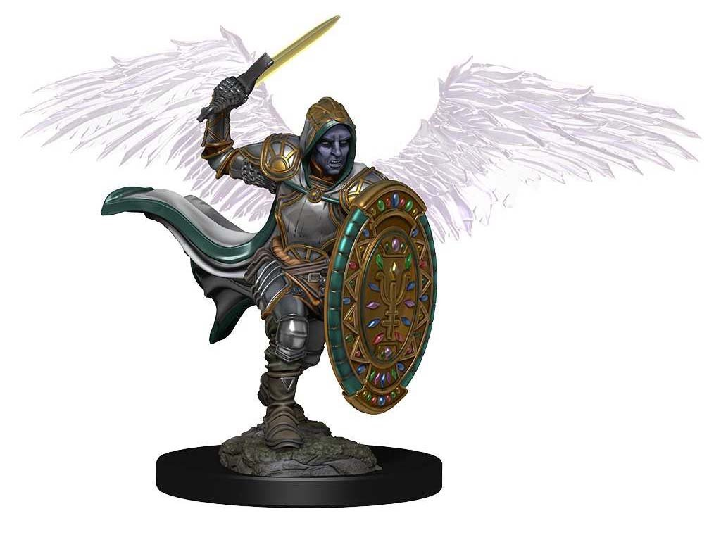 Dungeons & Dragons Icons of the Realms Premium Figures - Aasimar Male Paladin