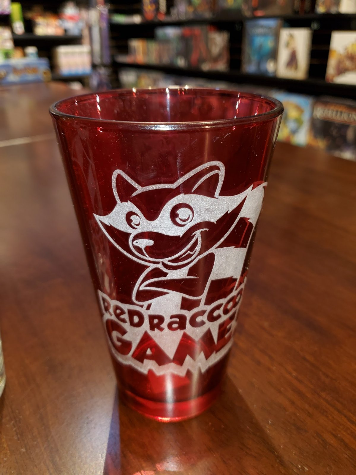 RRG Pint Glass (Red)