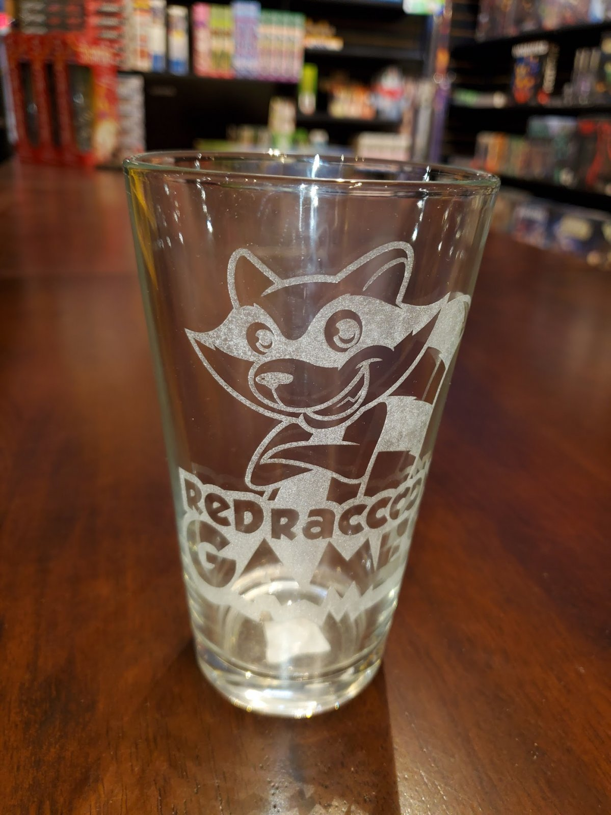 RRG Pint Glass (Clear)