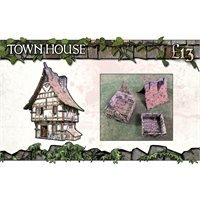 Battle Systems Fantasy - Town House